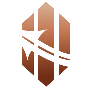 Brampton Pallet Logo White